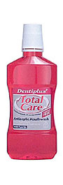 Dentiplus Total Care Red Mouthwash