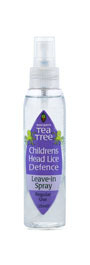 Escenti Head LIce Defence Leave In Spray