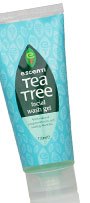 escenti tea tree skin care products
