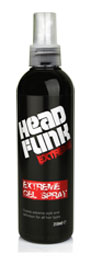 Head Funk Extreme Hold Gel Spray